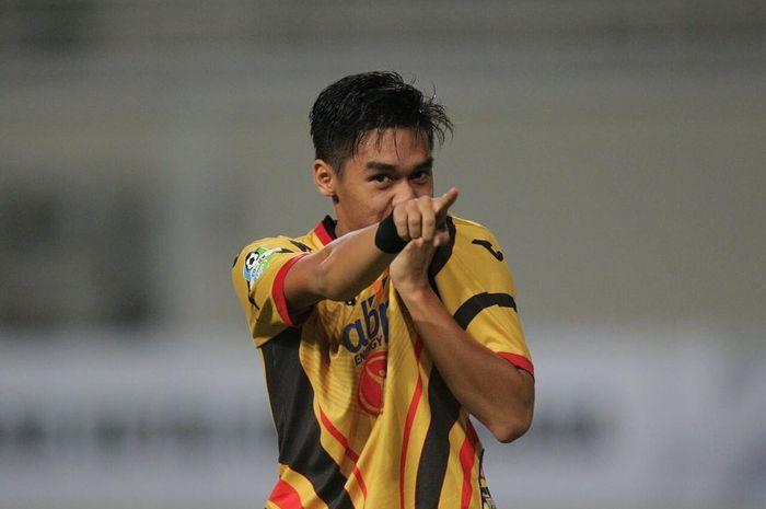 Septian David Maulana dibuat geram jelang melakoni laga pekan ke-34 Liga 1 2018