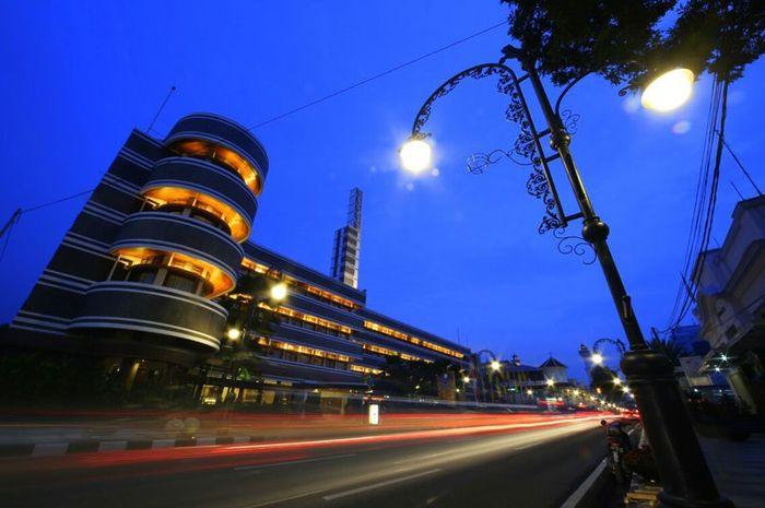 Hotel Bidakara Grand Savoy Homann Bandung
