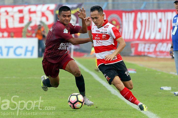 Asnawi Mangkualam bahar bertekad membawa PSM Makassar juara