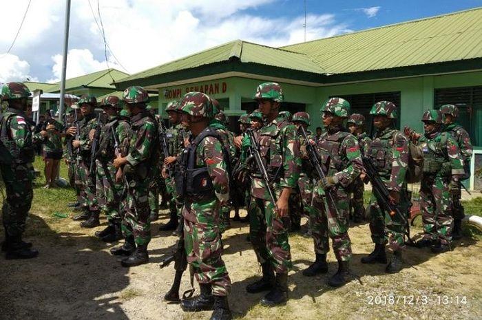 TNI dan Polri siap buru Egianus Kogeya beserta komplotannya.
