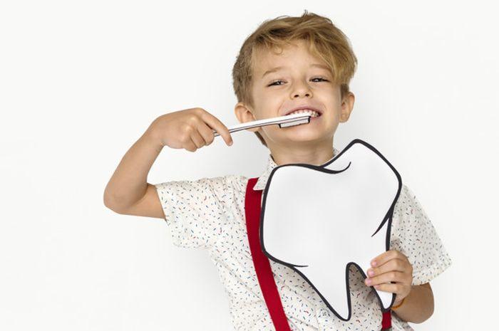 Penyebab Gigi Kuning Pada Si Kecil Salah Satunya Karena Terinfeksi
