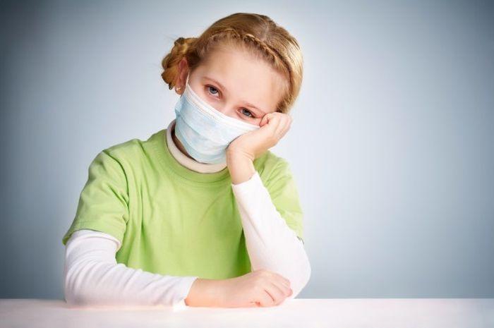 Jangan berikan obat flu untuk anak di bawah 6 tahun