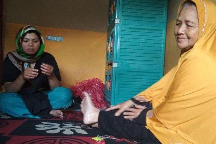 Keluarga Irawan Maulana, korban selamat tragedi penembakan KKB di Nduga, Papua