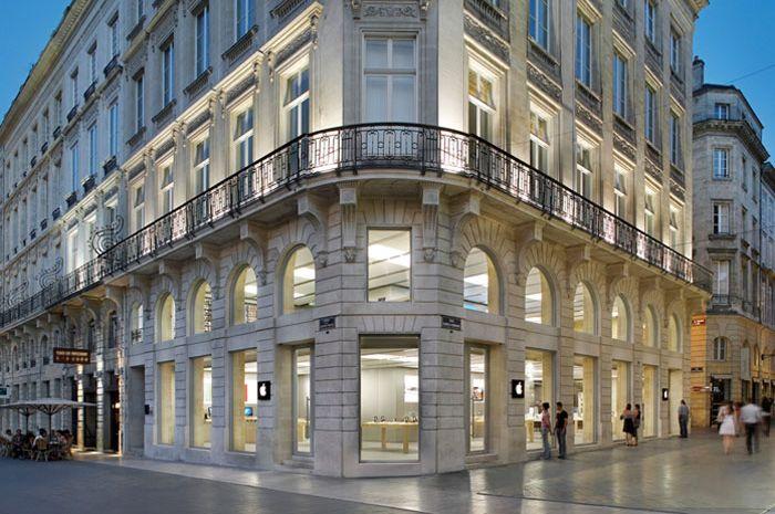 (Video) Apple Store di Perancis Dirampok dan Dijarah