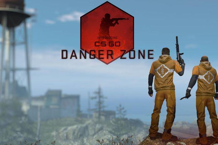 CS GO: Danger Zone, Mode Battle Royale