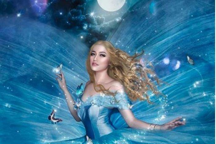 Jessica Iskandar Cinderella