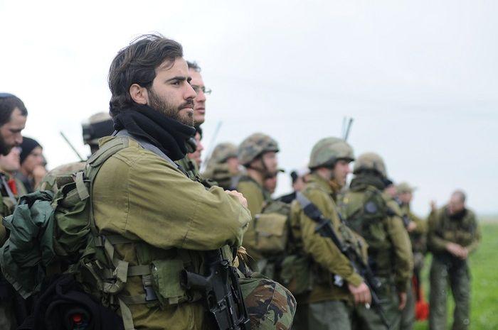 Pasukan pertahanan Israel