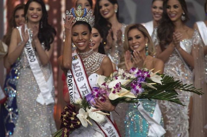 Miss Venezuela Isabella Rodriguez