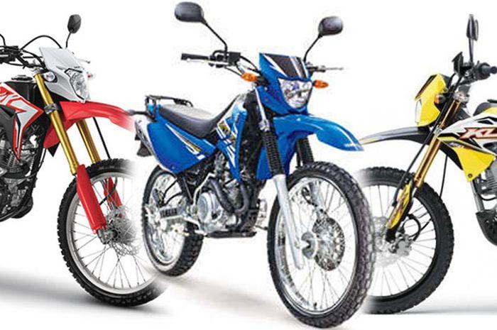 Yamaha XTZ125 (tengah), masuk Indonesia nggak ya?