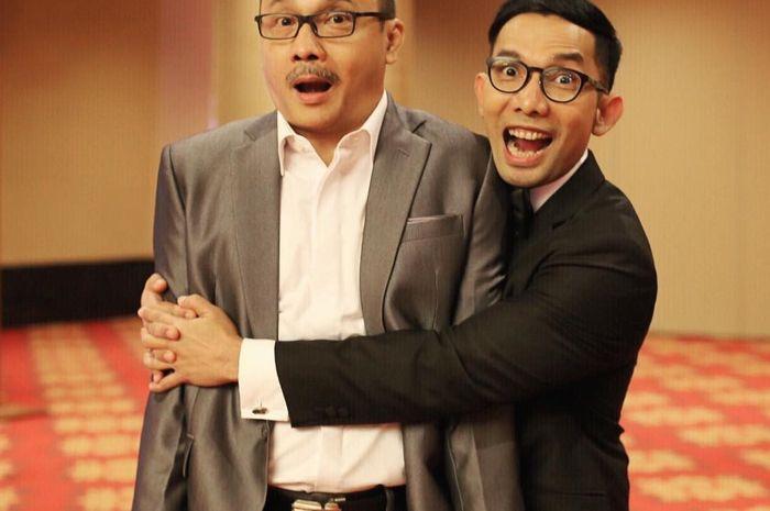 Indra Herlambang dan Adi Bing Slamet