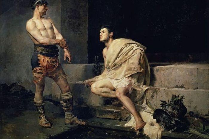 Fakta tentang kematian gladiator
