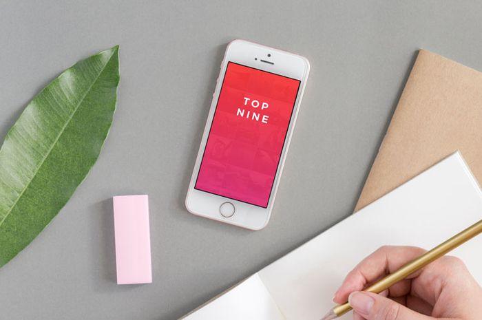 Cara Membuat Instagram Top 9 di Perangkat iPhone