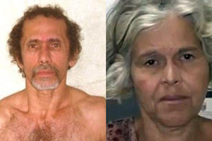 Pasangan kanibal di Brasil