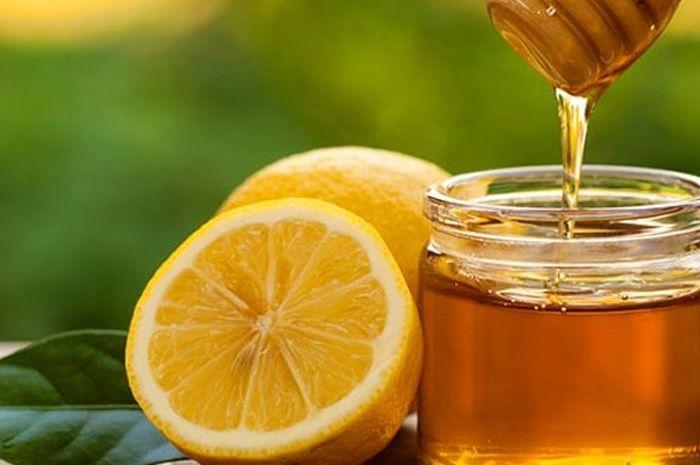 Air lemon madu bisa sembuhkan masuk angin
