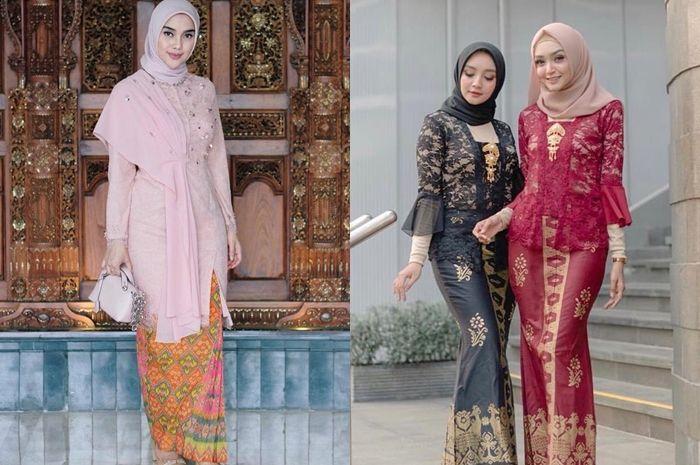Tren Kebaya Hijab 2019 Menurut Fashion Desainer Ferry Sunarto