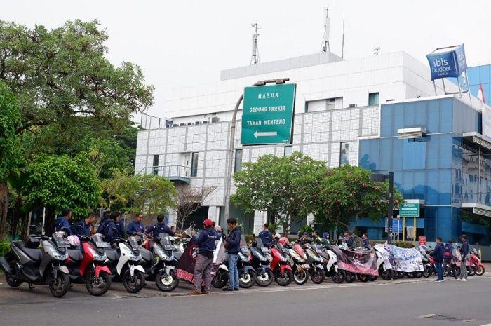 Komunitas Yamaha Lexi terus berkembang.