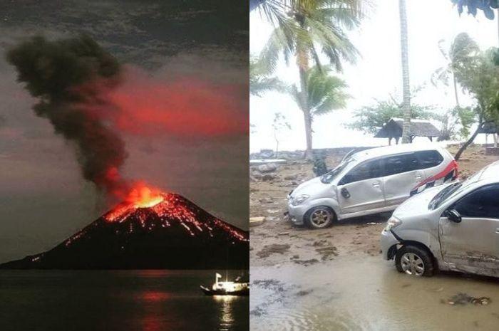 Gunung Anak Krakatau belum tentu jadi penyebab Tsunami Banten