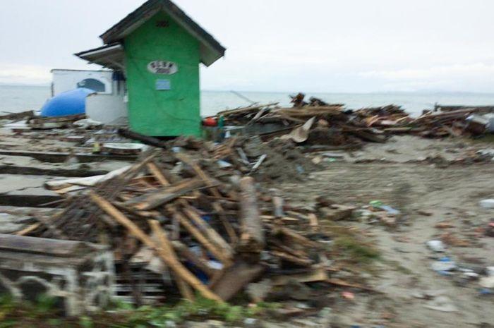 Kondisi Pasca Bencana Tsunami Banten dan Lampung