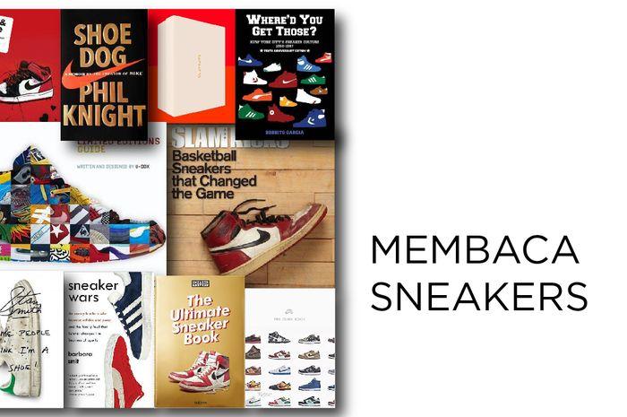 Buku-buku tentang sneakers