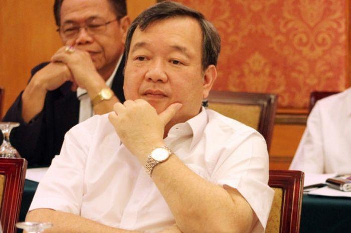 Johar Ling Eng, anggota Exco PSSI.