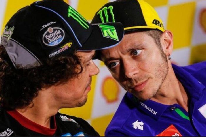 Rossi dan Morbidelli