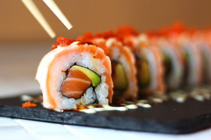 Apakah sushi benar-benar sehat untuk dikonsumsi?