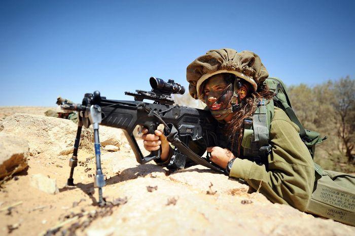 Senjata mematikand ari Israel