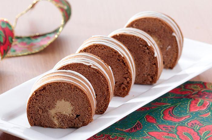 Resep Membuat Cake Kayumanis Moka