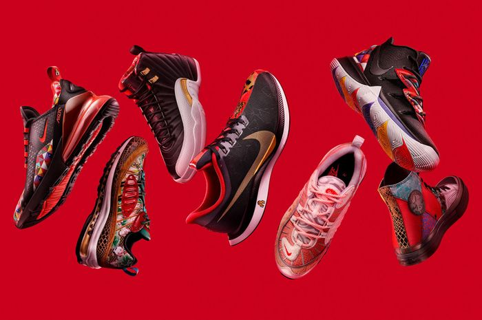 Nike Chinese New Year collection 2019