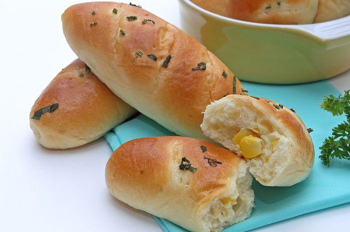 Resep Membuat Roti Jagung Mayones