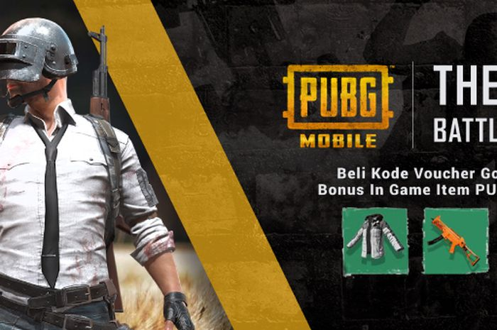 Promo Game PUBG di Tokopedia