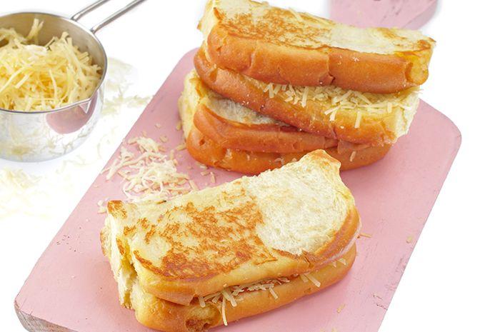 Resep Membuat Roti Sisir Panggang Keju