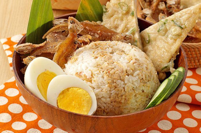 Resep Membuat Nasi Megono
