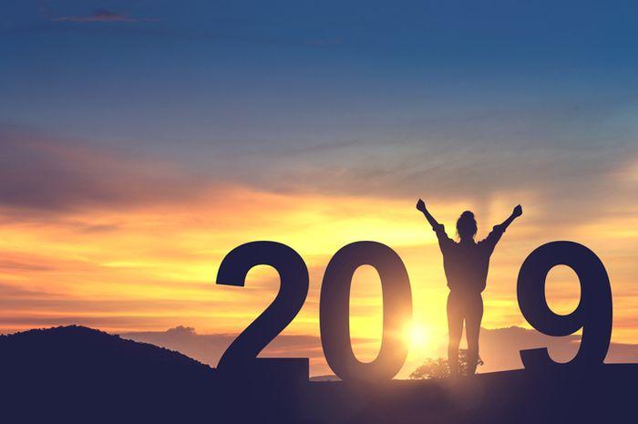 Resolusi tahun baru: hidup lebih sehat.