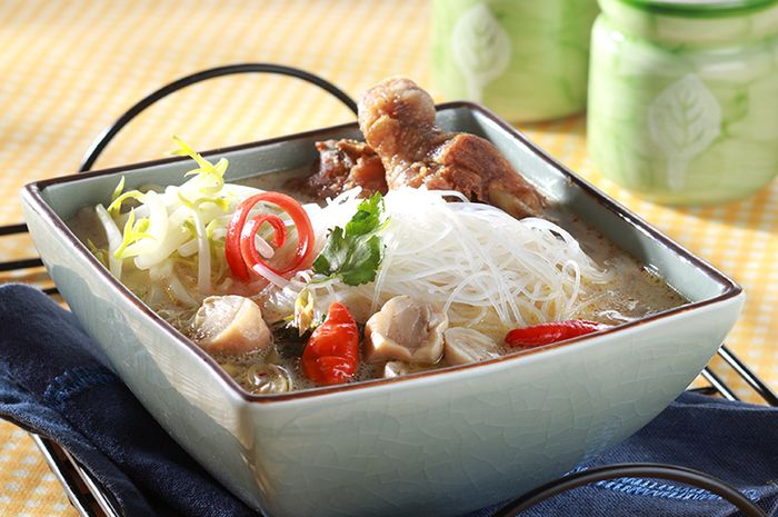 Resep Membuat Bihun Tom Yam Kai