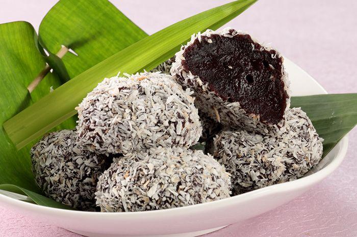 Resep Membuat Ongol-Ongol Cokelat Kelapa