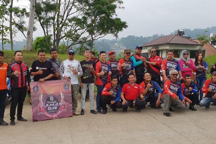 YNCI Depok Chapter hadiri ultah YNCI Bandung Chapter.