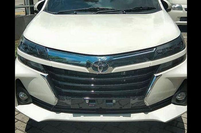 Toyota Avanza 2019 agresif dan mewah