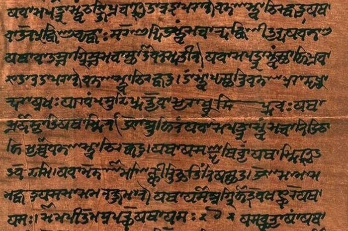 Sebuah fragmen dari Veda