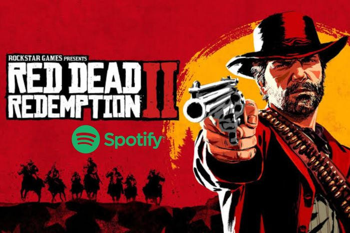Red Dead Redemption II Soundtrack hadir di Spotify