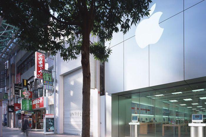 Setelah 13 Tahun, Apple Store Paling Kecil di Jepang Segera Ditutup