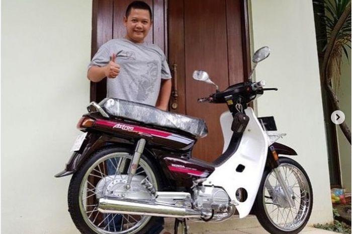 Honda Astrea Grand Rp 80 juta