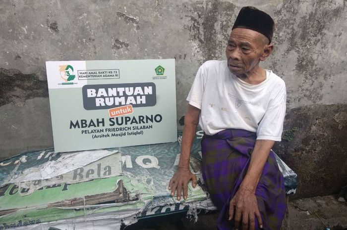Mbah Parno.