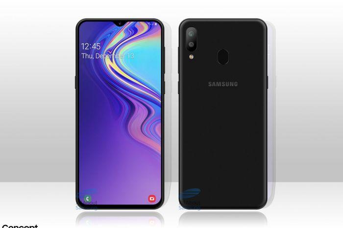 Perkiraan Samsung Galaxy M10 dan M20