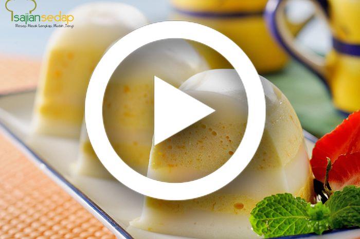 (Video) Resep Membuat Puding Mangga, Dessert Enak yang Bikin Semua Orang Ketagihan
