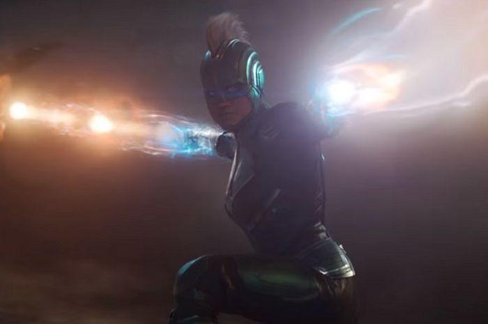 Trailer terbaru film 'Captain Marvel'