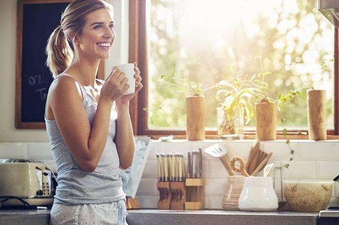 Hasil gambar untuk Minum air di pagi hari jadi saat terbaik untuk detoksifikasi