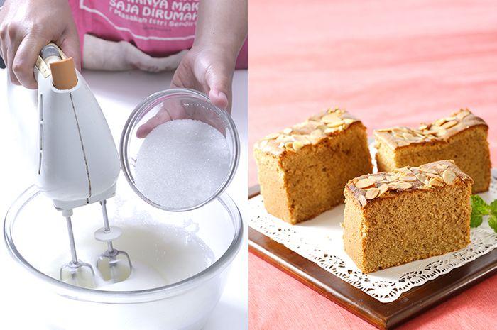 Tips Membuat Kue Untuk Pemula, Bolehkah Mengganti Gula Bubuk Dengan Gula Pasir?