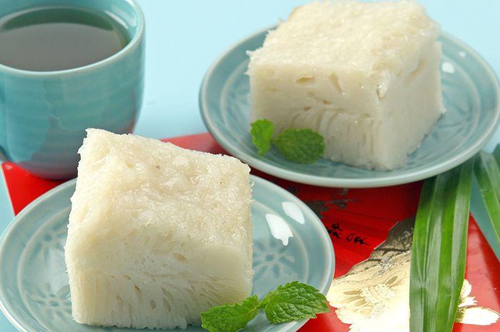 Resep Membuat Kue Apem Putih