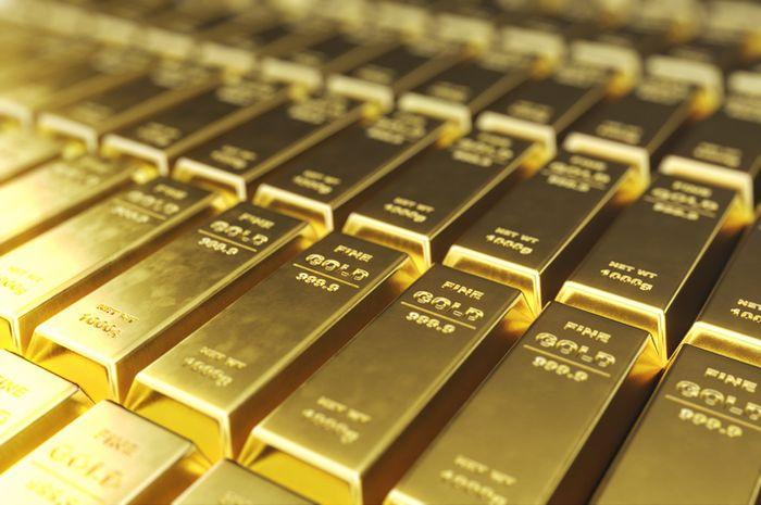 Harga Jual Emas Antam Turun 3000 Rupiah Berikut Rinciannya